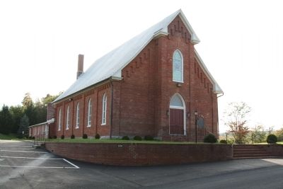 Mount Tabor Lutheran Church image. Click for full size.