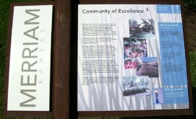 Community of Excellence Marker image. Click for full size.