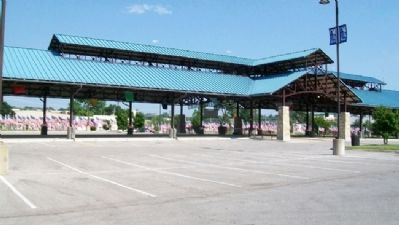Merriam Farmers' Market Pavilion image. Click for full size.