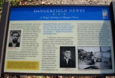 Dangerfield Newby Marker Photo, Click for full size