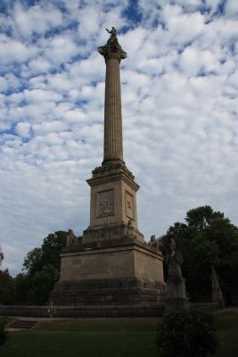 Brock Monument Marker image. Click for full size.