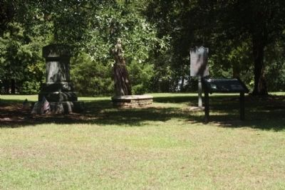 Eutaw Springs Battlefield Park image. Click for full size.