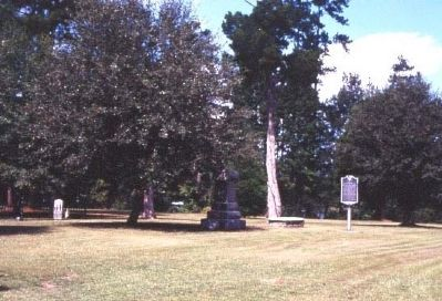 Eutaw Springs Battlefield Park Marker image. Click for full size.