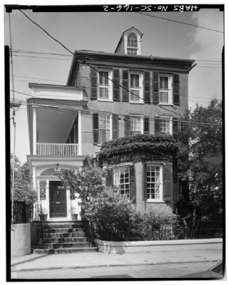 Judge Robert Pringle House image. Click for full size.