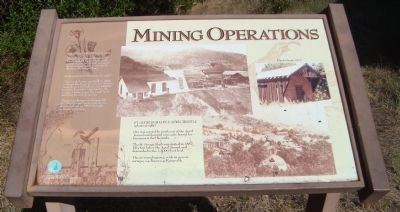 Mining Operations Marker image. Click for full size.