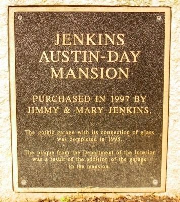 Jenkins Austin-Day Mansion image. Click for full size.