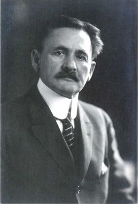Albert Abraham Michelson image. Click for full size.