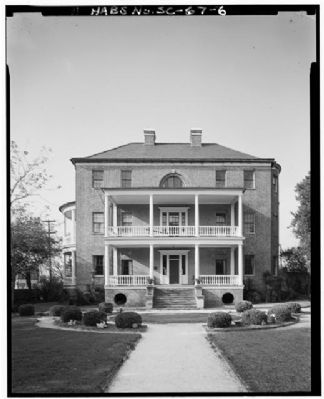 The Joseph Manigault House Photo, Click for full size