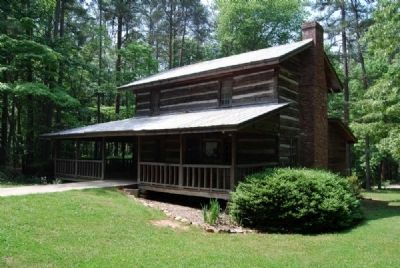 Dickey / Sherer Home<br>King&#39;s Mountain State Park Office image. Click for full size.