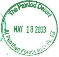 National Park Passport Stamp image. Click for full size.