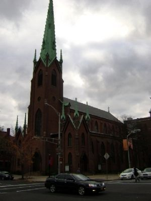 St. Patrick's Pro-Cathedral image. Click for full size.