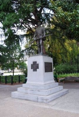 Spanish-American War Veterans Monument image. Click for full size.