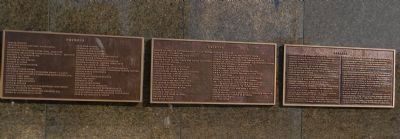 American Merchant Marine Veterans Memorial - Patrons image. Click for full size.