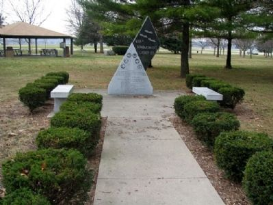 458th Bombardment Group (H) Memorial image. Click for full size.