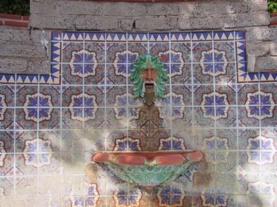 Malibu Pottery Tiles image. Click for full size.