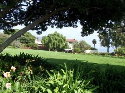 The Adamson House Grounds image. Click for full size.