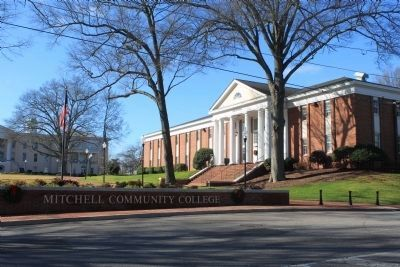 Mitchell Community College image. Click for full size.