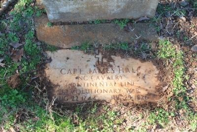 James Hall Modern Grave Marker image. Click for full size.