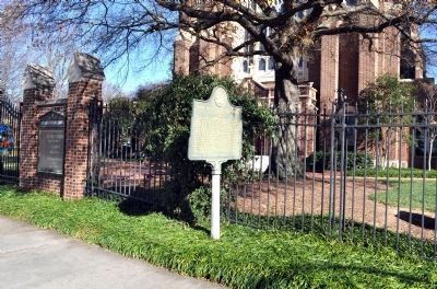 Saint Luke�s Episcopal Church Marker Photo, Click for full size