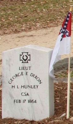 Hunley Crew 3 member image. Click for full size.