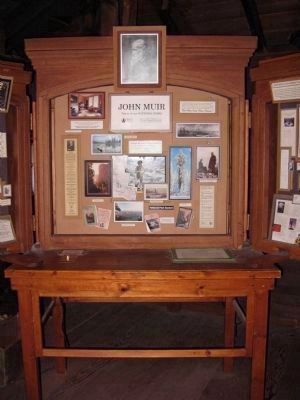 Exhibit on Display in the Attic image. Click for full size.