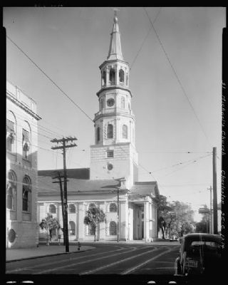 St Michael's Episcopal Church Photo, Click for full size