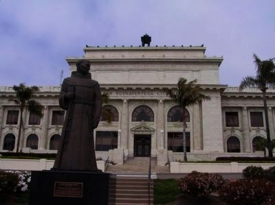 Ventura County Courthouse image. Click for full size.