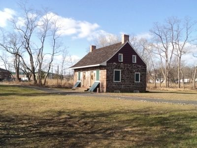 Old Demarest House at Historic New Bridge Landing Photo, Click for full size