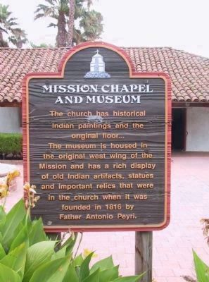 Mission Chapel and Museum image. Click for full size.