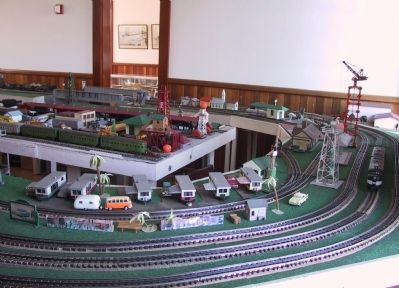 Model Railroad Photo, Click for full size