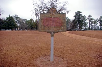 Bethel Primitive Baptist Church Marker Photo, Click for full size