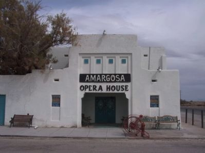 Amargosa Opera House image. Click for full size.