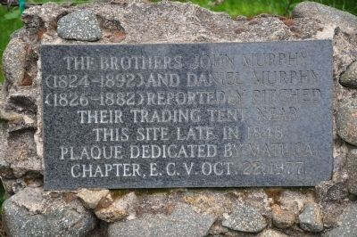 Murphy Brothers Marker image. Click for full size.