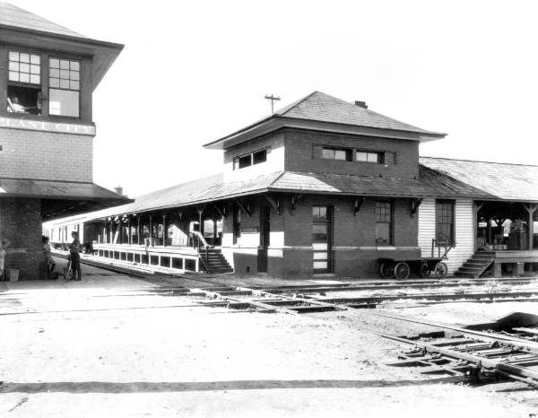 Plant City Union Depot Photo, Click for full size