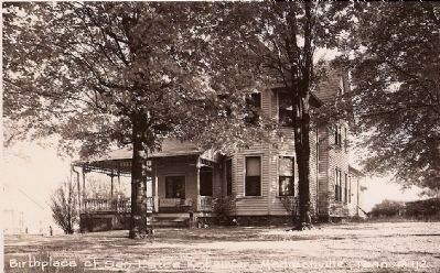 Estes Kefauver Birthplace image. Click for full size.