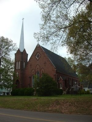 St. James Episcopal Church image. Click for full size.