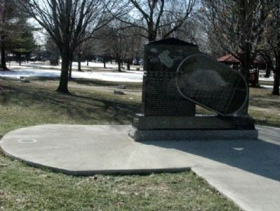Forward Air Controllers Memorial (Side A) image. Click for full size.