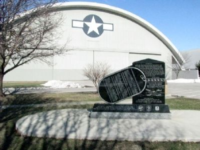 Forward Air Controllers Memorial (Side B) image. Click for full size.