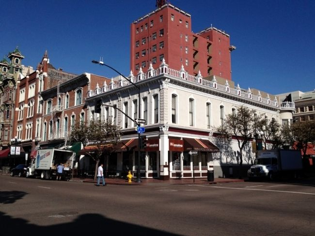 Marston Block Building image. Click for full size.