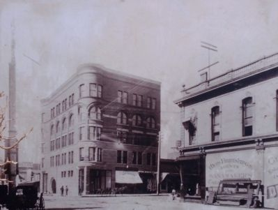 The Corner of F and 5th Streets image. Click for full size.