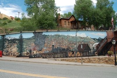 Central City Mural by Wendell Pugh image. Click for full size.