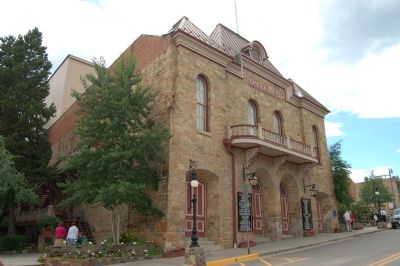 Central City Opera House image. Click for full size.