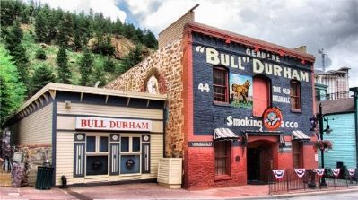 Bull Durham Saloon & Casino image. Click for full size.