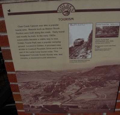 Tourism Marker image. Click for full size.