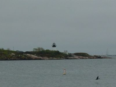 Ten Pound Island Lighthouse image. Click for full size.
