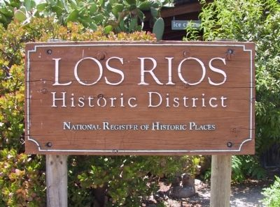 Los Rios Historic District image. Click for full size.