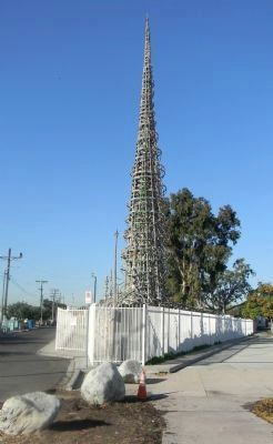 Watts Towers image. Click for full size.