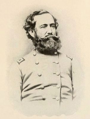 Confederate Cavalry Lieutenant General Wade Hampton image. Click for full size.