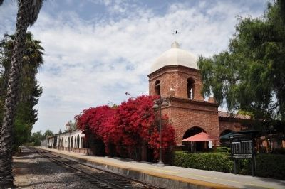 Capistrano Depot image. Click for full size.