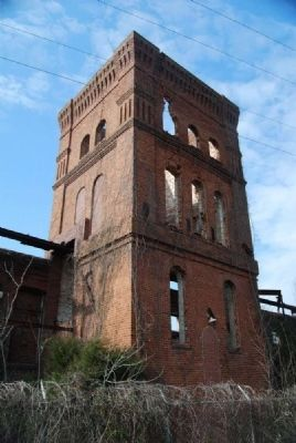 Anderson Mills No.2 Ruins Photo, Click for full size
